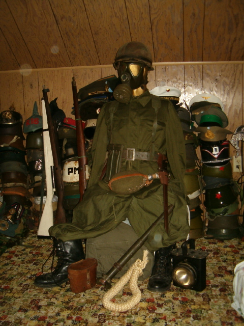 Falklands War, Argentine Uniform / Guerra de las Malvinas, Uniforme Argentino Minecraft Skin